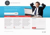 Graphic Design Kilpailutyö #14 kilpailuun Landing page design + HTML + Php Form