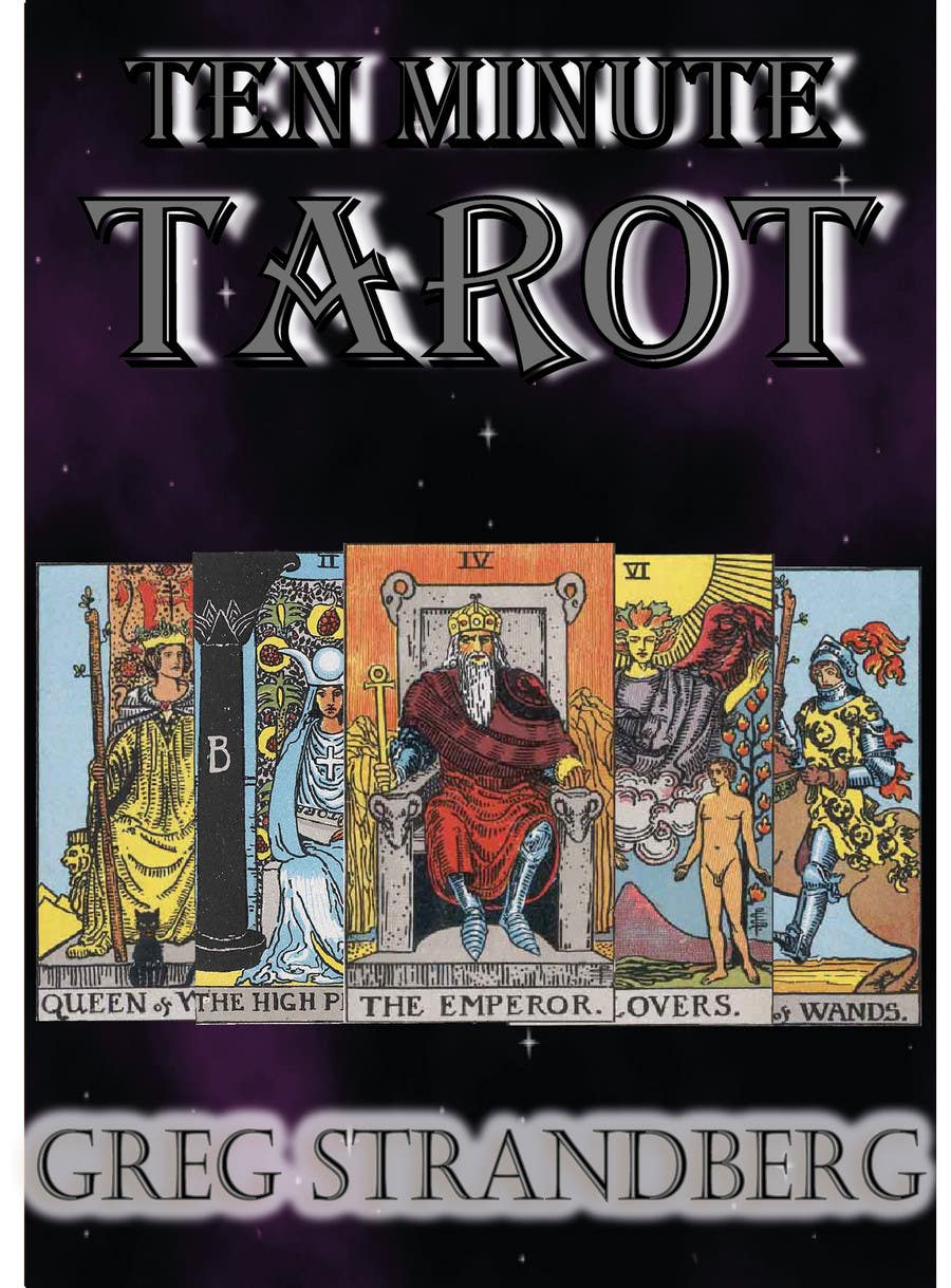 Bài tham dự cuộc thi #                                        89                                      cho                                         Create a Mesmerizing Tarot eBook Cover