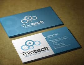 #7 para Business card design por HammyHS