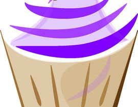 nº 30 pour Cupcake logo design par nerburish