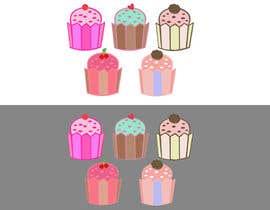 hellokittyhanna tarafından Cupcake logo design için no 32