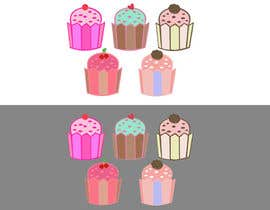 #32 untuk Cupcake logo design oleh hellokittyhanna
