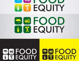 "nº 262 pour Design a Logo for ""Food Equity"" par linokvarghese"