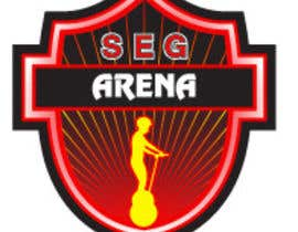 #33 for Design a logotype for Seg Arena by gldhN