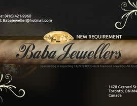#32 cho Design some Business Cards for Jewelry Store bởi MonsterGraphics