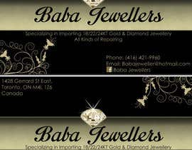 #16 cho Design some Business Cards for Jewelry Store bởi AHTOAH