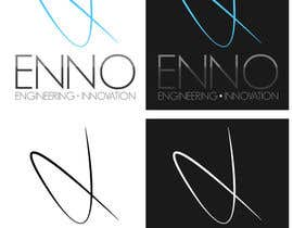 #20 para Design a Logo for ENNO, a General Engineering Brand por SabreToothVision