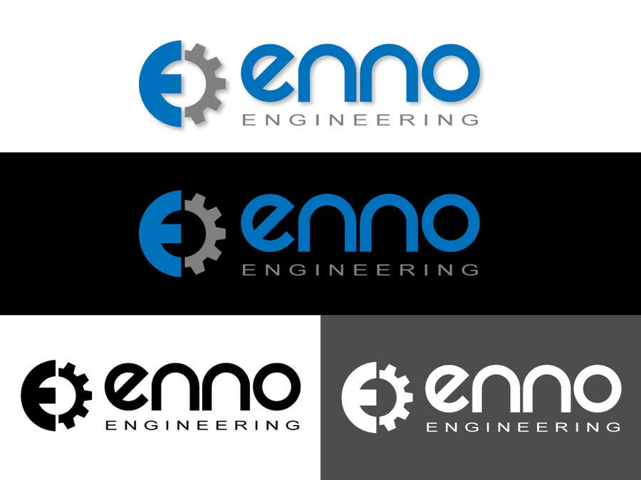 #41 for Design a Logo for ENNO, a General Engineering Brand by Kkeroll