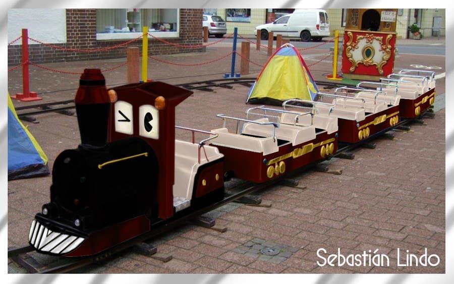 Bài tham dự cuộc thi #22 cho Kiddie Train Ride new Graphic Design