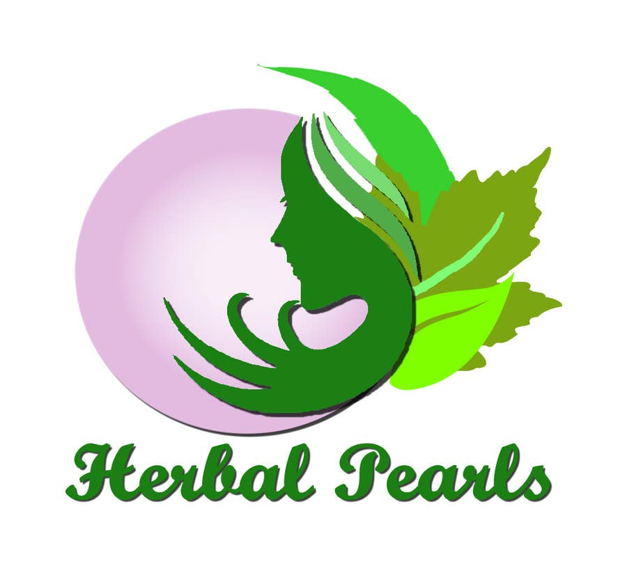 Contest Entry 5 For Design A Logo Hearbal Beauty Products Comapny