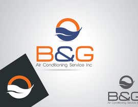 #50 untuk Design a Logo for B&G Air Conditioning Service Inc oleh Don67