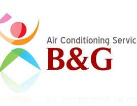 #68 cho Design a Logo for B&G Air Conditioning Service Inc bởi paullorin