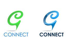 "#34 untuk Design a Logo for Software messaging app named ""Connect"" oleh subhamajumdar81"