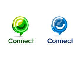 "#35 untuk Design a Logo for Software messaging app named ""Connect"" oleh subhamajumdar81"