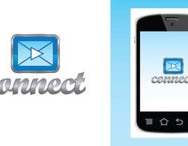 "#27 para Design a Logo for Software messaging app named ""Connect"" por ausmakalnina"