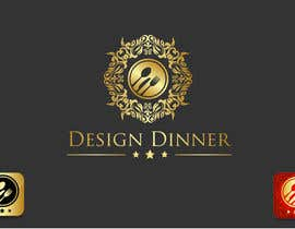 "#9 for Design eines Logos for  ""designdinner.de"" af Cbox9"