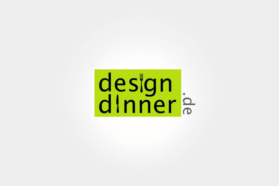 "#23 for Design eines Logos for  ""designdinner.de"" by vimoscosa"