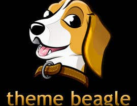 moorthyna tarafından Design a Logo (With Illustration) for ThemeBeagle.com için no 32