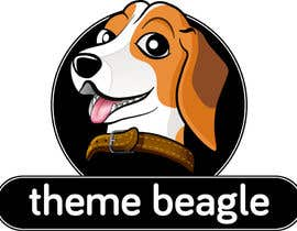 #48 for Design a Logo (With Illustration) for ThemeBeagle.com af moorthyna