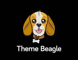 #38 for Design a Logo (With Illustration) for ThemeBeagle.com af arteastik