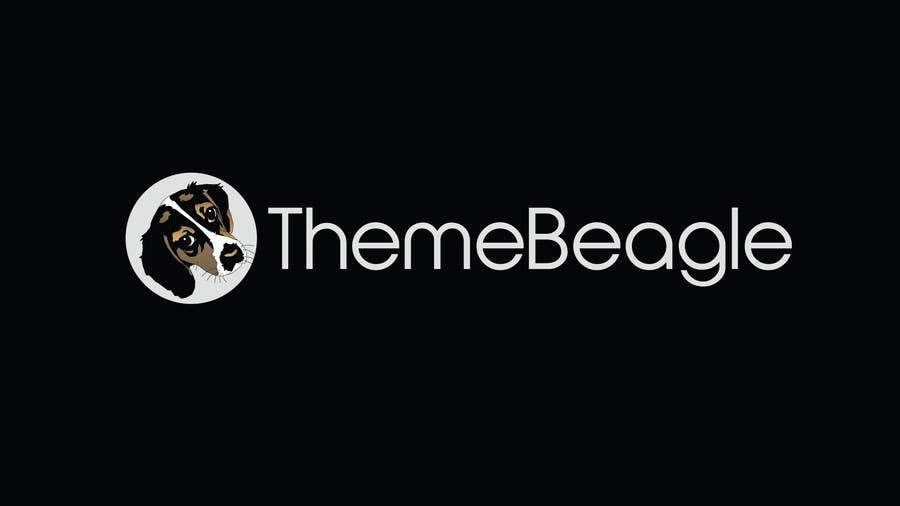 Bài tham dự cuộc thi #                                        15                                      cho                                         Design a Logo (With Illustration) for ThemeBeagle.com