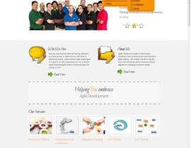 nº 36 pour Redesign our company website par banerjeerahuldeb