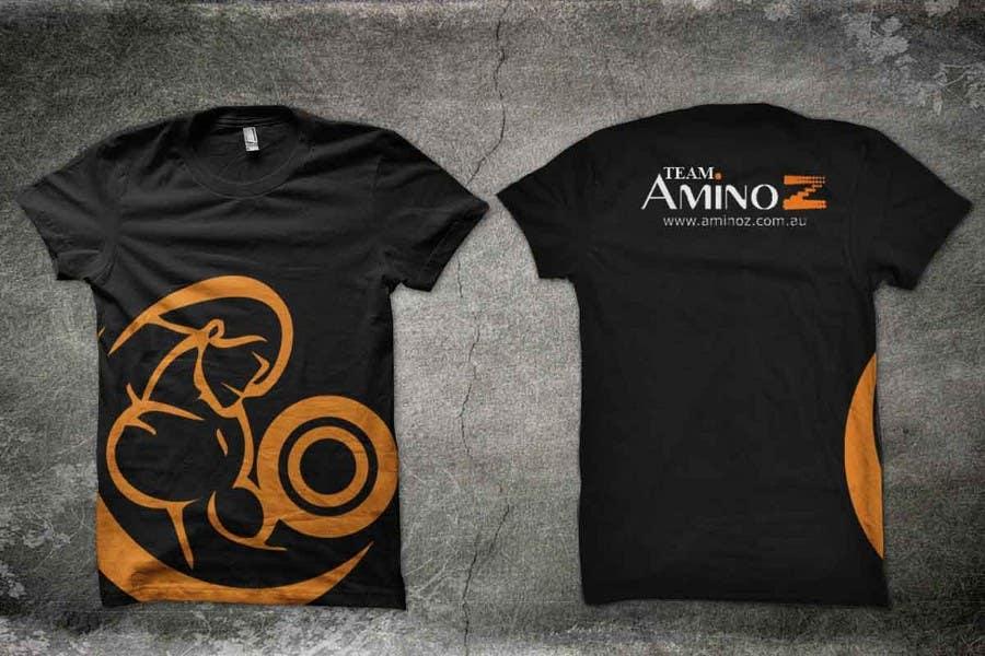 Inscrição nº 86 do Concurso para T-shirt Design for Amino Z
