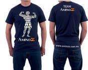 Graphic Design Inscrição do Concurso Nº2 para T-shirt Design for Amino Z