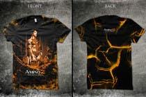 Graphic Design Inscrição do Concurso Nº43 para T-shirt Design for Amino Z