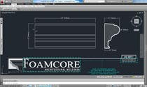 Bài tham dự #29 về Graphic Design cho cuộc thi Cad drawings for each shape with title block and 3d render of shape