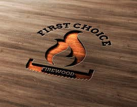 nº 28 pour Design a Logo for First Choice Firewood par niccroadniccroad