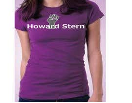 #30 cho Design a T-Shirt for The Howard Stern Show bởi Debasish5555