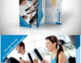 nº 5 pour Design a Flyer for Health Gym / Sports Gym par Zeshu2011