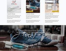 webidea12 tarafından Design a website mockup için no 1