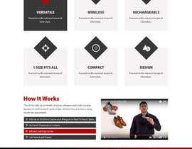 RsSofts tarafından Design a website mockup için no 7