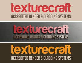 #59 para Design a Logo for Texturecraft Rendering company por zedworks