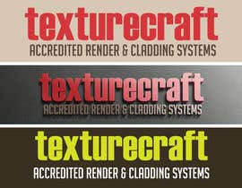 #62 para Design a Logo for Texturecraft Rendering company por zedworks