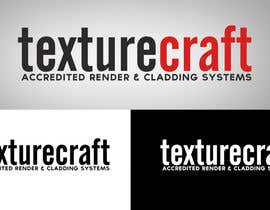MonsterGraphics tarafından Design a Logo for Texturecraft Rendering company için no 56