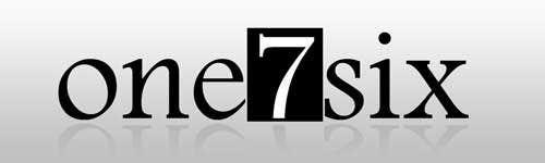 Kilpailutyö #                                        71                                      kilpailussa                                         Design a Logo for one7six