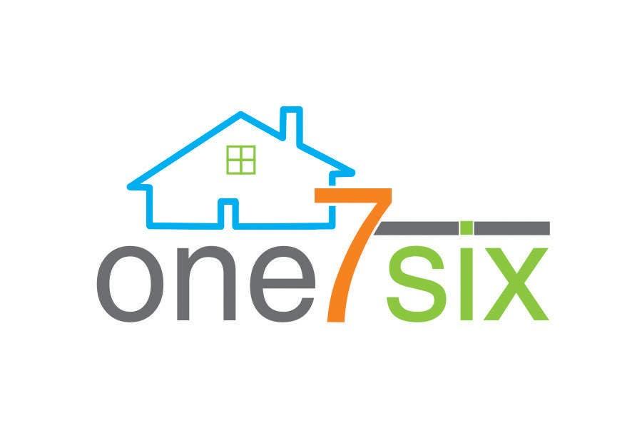 Kilpailutyö #                                        18                                      kilpailussa                                         Design a Logo for one7six