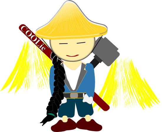 Bài tham dự cuộc thi #2 cho Illustrate a character for my website to be used as a mascot in the header