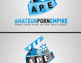 #93 untuk Design a Logo for amateurpornempire adult website oleh MagicalDesigner