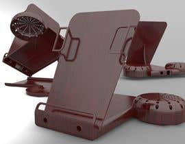 #16 para 3D modeling / Redesign for Car cradle por celmaicosmin