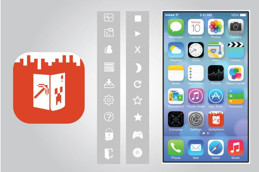 Bài tham dự cuộc thi #                                        25                                      cho                                         (Re-)Design icons of iOS app for usage iOS 7