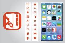 Bài tham dự #29 về Graphic Design cho cuộc thi (Re-)Design icons of iOS app for usage iOS 7