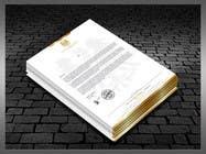 Graphic Design Kilpailutyö #41 kilpailuun Letterhead paper for The 7th Lord Studios