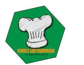 #18 para Design a Logo for Henrics Gastronomiska por krtvica