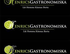 #6 for Design a Logo for Henrics Gastronomiska af nataliegajska