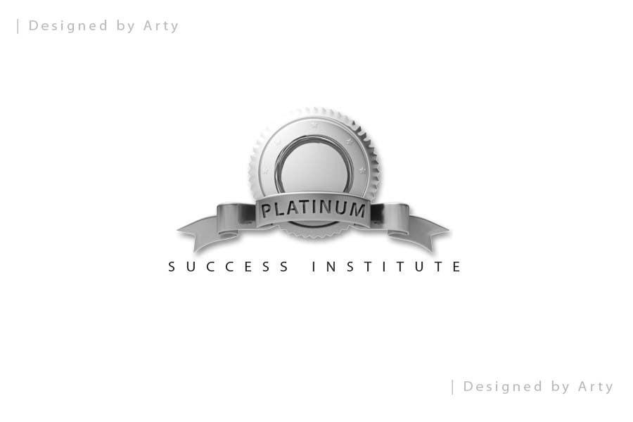 Inscrição nº 565 do Concurso para Logo Design for Platinum Success Institute