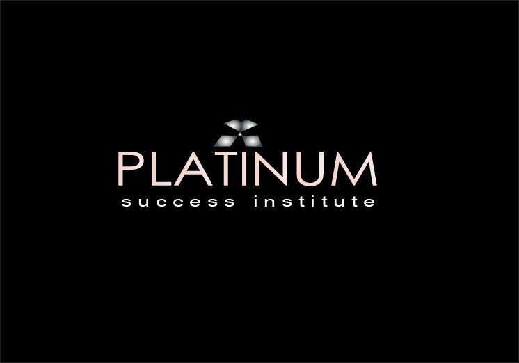 Inscrição nº 576 do Concurso para Logo Design for Platinum Success Institute